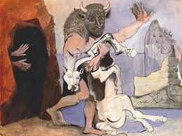 Picasso&#039;s minotaur